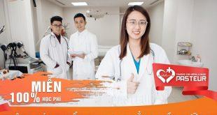 Thông báo tuyển sinh Cao đẳng Điều dưỡng TP.HCM năm 2018