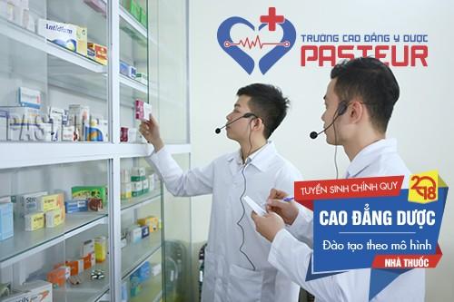 Chất lượng đào tạo sinh viên Cao đẳng Dược Pasteur TP.HCM