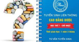 Học phí Liên thông Cao đẳng Dược chính quy bao nhiêu?