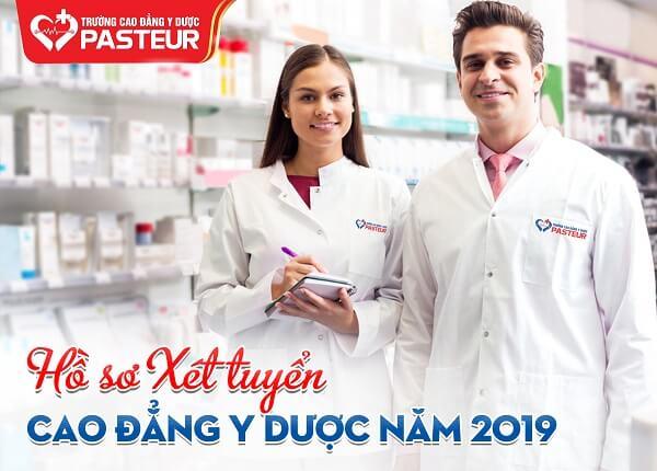 Hồ sơ đăng ký Cao đẳng Y Dược Pasteur TP.HCM cần gì?