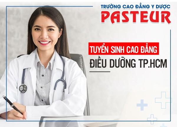 Cao đẳng Điều dưỡng chính quy có xét tuyển học bạ tốt nghiệp THPT