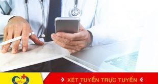 Hướng dẫn đăng ký xét tuyển trực tuyến Cao đẳng Y Dược TPHCM năm 2019