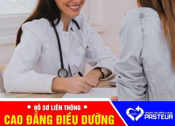 Chuẩn bị hồ sơ Liên thông Cao đẳng Điều dưỡng TPHCM năm 2019