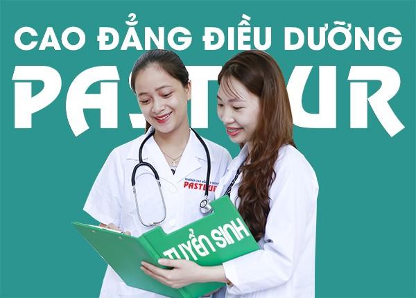 Tuyển sinh Cao đẳng Điều dưỡng Pasteur năm 2021
