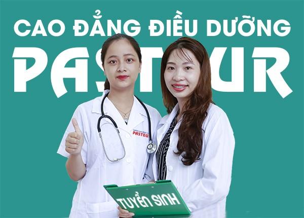 Cao đẳng Điều dưỡng Pasteur thu hút đông đảo thí sinh theo học