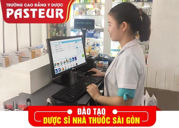 Đào tạo Dược sĩ nhà thuốc Sài Gòn năm 2021