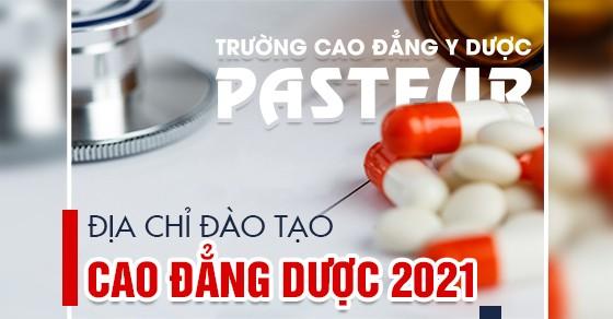 Địa chỉ đào tạo Cao đẳng Dược TPHCM chuyên nghiệp năm 2021