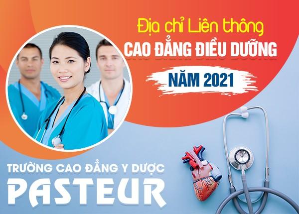 Thông báo tuyển sinh Liên thông Cao đẳng Điều dưỡng tại TPHCM